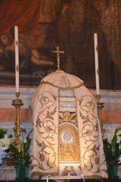 53 - Tabernacolo - Cappella Feriale Sacrestia - Chiesa di San Mercuriale (Forlì)