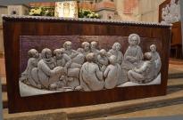 54 - Cappella del Sacramento Bassorilievo - Chiesa di San Mercuriale (Forlì)
