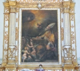 193 - Forlì, interno particolare Santuario-di-Forno-sec_XV_