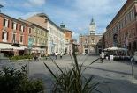 89 - Ravenna. Centro storico. Piazza del Popolo