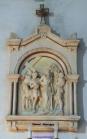 188 - Forlì -Particolare interno Santuario-di-Forno- sec XV