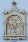 189 - Forlì -Particolare interno Santuario-di-Forno- sec XV