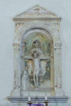 183 - Seguenze di particolari interno. Santuario-di-Forno-sec_XV-scuola-Agostino-di-Duccio