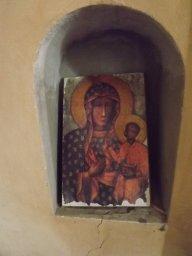 191 - Forlì. Interno Santuario di Santa Maria delle Grazie di Fornò