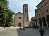 101 - Ravenna Chiesa e Piazza di San Francesco
