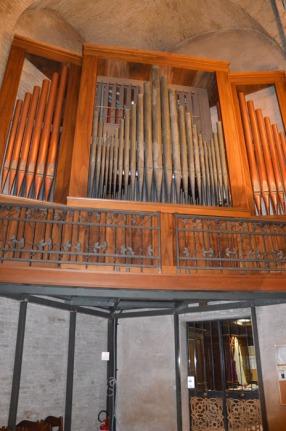 44 - Organo A Canne - Chiesa di San Mercuriale (Forlì)
