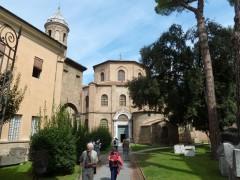 21 - Ravenna ingresso Complesso di San Vitale