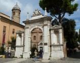 24 -Ravenna. Ingresso Complesso di San Vitale in via argentario