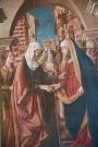 59 - Particolare del Dipinto - Chiesa di San Mercuriale (Forlì)