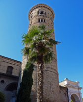 95 - Ravenna. Duomo, particolare