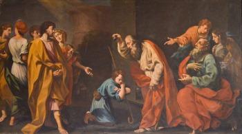 60 -Dipinto - Chiesa di San Mercuriale (Forlì)