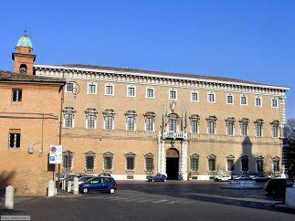 66 - Forlì. Piazza Odelaffi