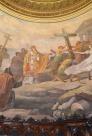 76 - Particolare del Dipinto - Duomo di Forlì e Cattedrale di Santa Croce (Forlì)