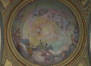 79 - Particolare del Soffitto Affrescato - Duomo di Forlì e Cattedrale di Santa Croce (Forlì)