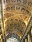 78 - Soffitto della navata centrale duomo di Forlì