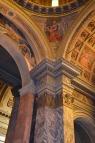 82 - Particolare della Colonna Interna - Duomo di Forlì e Cattedrale di Santa Croce (Forlì)