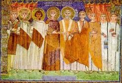 171 - Ravenna. Basilica di Sant'Apollinare in Classe.