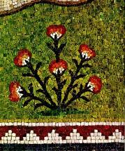 173 - Ravenna. Basilica di Sant'Apollinare in Classe. Mosaico