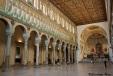 38-Ravenna. Basilica di Sant'Apollinare Nuovo, interno