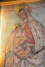 91 - Affresco della Madonna Incoronata con Bambino - Duomo di Forlì e Cattedrale di Santa Croce (Forlì)
