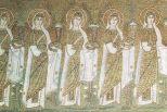 45 - Ravenna-sant'apollinare-nuovo-sante-vergini-del-vi-secolo