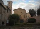 70- Ravenna. Battistero neoniano o degli ortodossi. E' probabilmente il più antico monumento ravennate. Iniziato dal vescovo Orso verso la fine del IV sec.