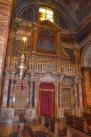 80 - Particolare dell' Interno con Organo A Canne - Duomo di Forlì e Cattedrale di Santa Croce (Forlì)