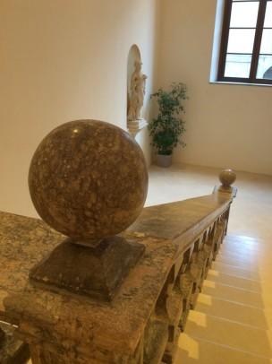 134 - Forlì - Palazzo Romagnoli. Ape Bianca