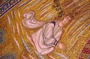 169 - Ravenna. Basilica di Sant'Apollinare in Classe. Mosaico