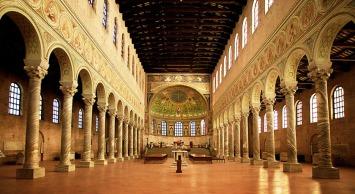 154 - Ravenna. Basilica di Sant'Apollinare in Classe.