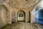 129 - Ravenna. Cripta Rasponi e giardini pensili del palazzo della provincia di Ravenna