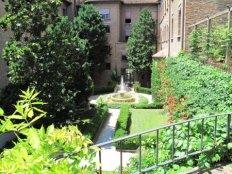 123 - Ravenna. Cripta Rasponi e giardini pensili del palazzo della provincia di Ravenna