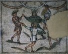 144 - Domus dei Tappeti di Pietra - Danza delle Stagioni