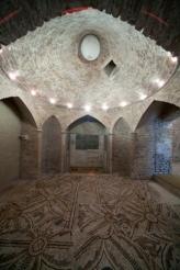 128 - Ravenna. Cripta Rasponi e giardini pensili del palazzo della provincia di Ravenna
