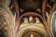 10 - Mausoleo di Galla Placida particolare