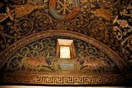 12 - Ravenna Mausoleo di Galla Placida particolare