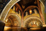 11 - Ravenna Mausoleo di Galla Placida particolare