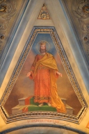 94,3 -Forlì- Duomo, interno. San_sigismondo_re