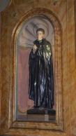 94,1. Forlì- Duomo, interno. Statua_di_san_luigi