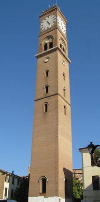 16,1 - La Torre del Pubblico Orologio, oggi chiamata Torre Civica