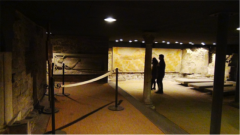 91 - Firenze. Cripta di Santa Reparata-
