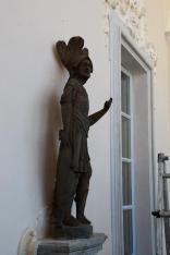 87- Cesena Palazzo Ghini, statua