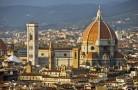 11 - Firenze. Cominciamo la nostra escursione alla Piazza del Duomo e scopriamo: Il Museo Torrini. La cattedrale di Firenze S. Maria del Fiore. Il campanile di Giotto.jpg