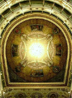 96 - Cesena - Soffitto Teatro Bonci