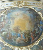 12 - Cattedrale San Giovanni Battista Cesena affresco volta (Giaquinto)