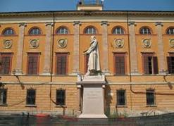 107 - Maurizio Bufalini - Piazza Bufalini, biblioteca piazza statua cesena bufalini zocchi