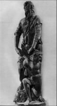 173 - Firenze. Il Museo dell'Opera del Duomo- Di Donatello. Abramo e Isacco