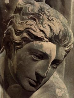 174 - Donatello Abramo e Isacco- particolare del viso