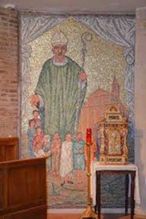 16 - Dettaglio dell' Interno - Duomo di Cesena