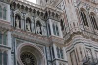 42 - Firenze. Santa Maria del Fiore. particolari.